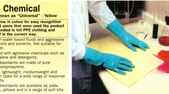 "Chemical Also known as ""Universal"" – Yellow"