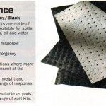 Maintenance, Absorbs All Fluids – Grey/Black