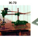 Portable Cutting Machines for Circle Cut IK-70