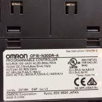 Jual PLC OMRON cp1e-n30dr-a