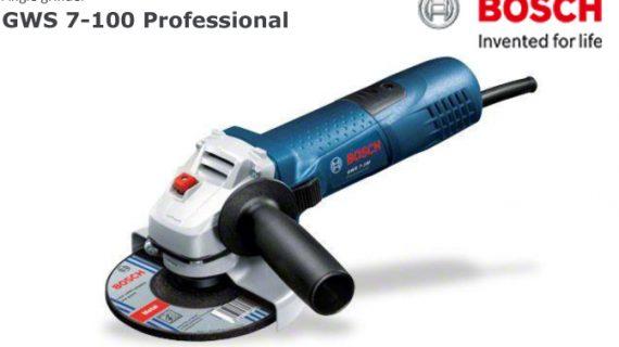 Bosch Angle Grinder GWS 7-100 Professional