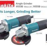 Makita Angle Grinder 9553B
