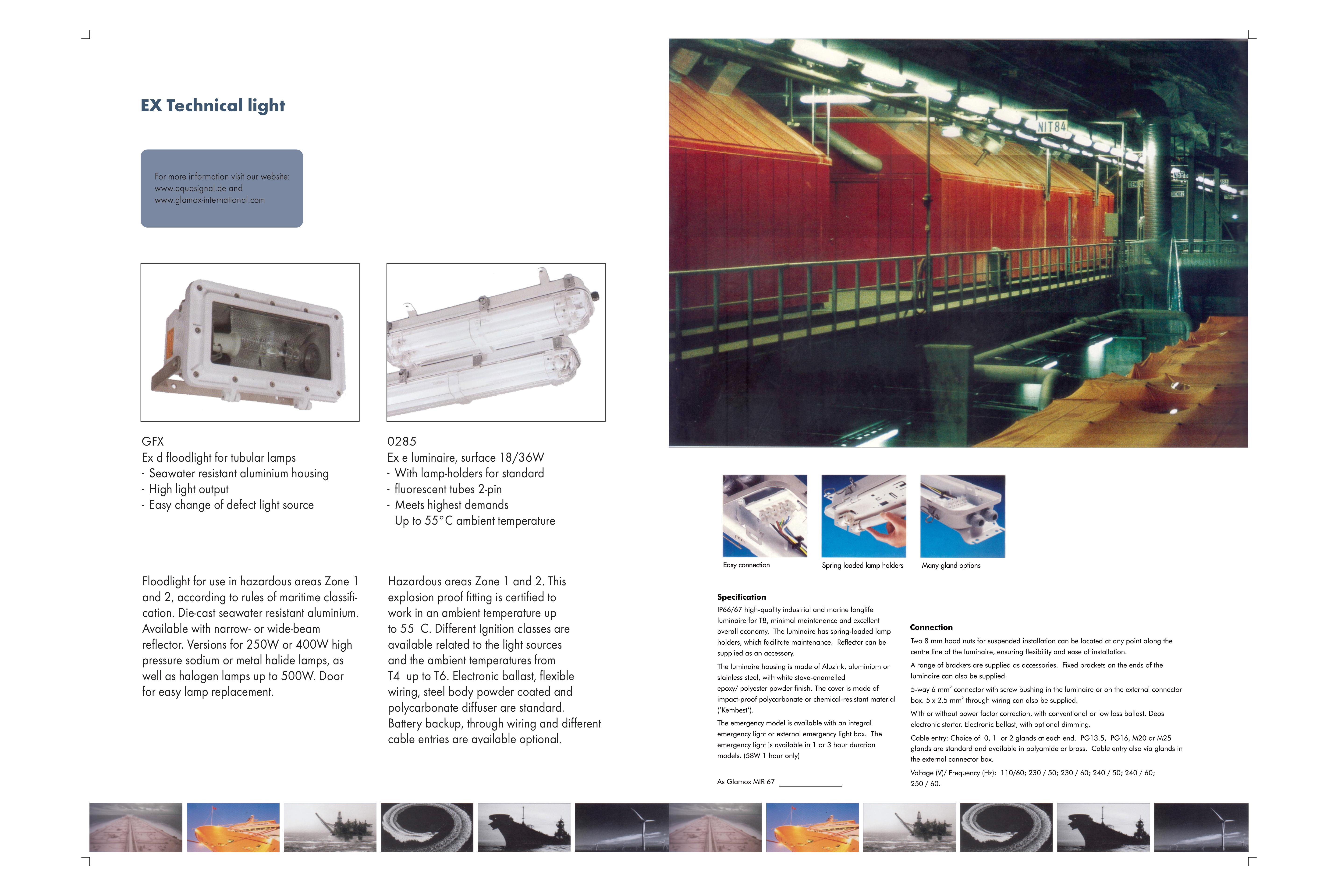 Distributor LED Explosion Proof Light